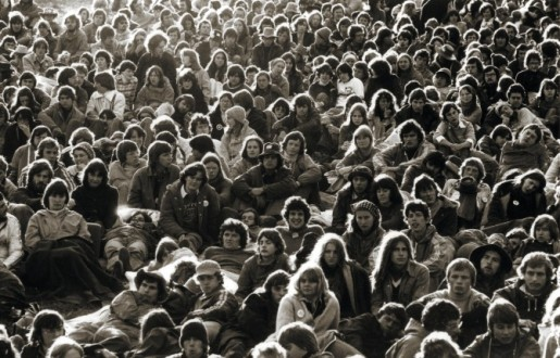 70's crowd