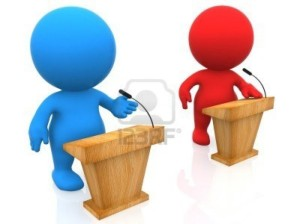 7291254-3d-people-in-a-debate-isolated-over-a-white-background